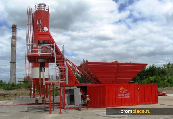бетонный  завод  SEMIX 20 Kornet