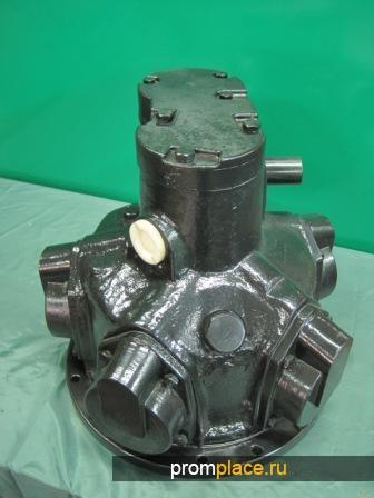 Производство поршневых пневмомоторов П12-12