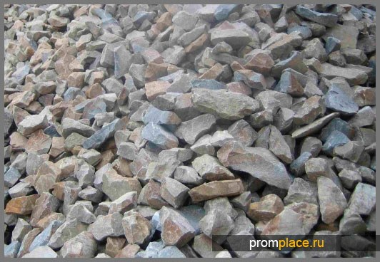 камень бутовый с доставкой вУфе