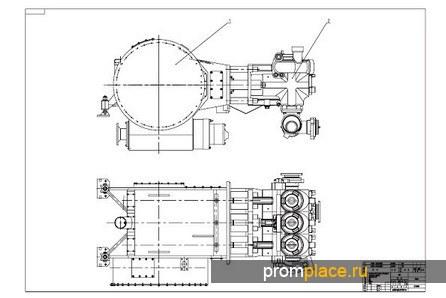 Запасные HT400( Запасные части насоса Halliburt HT400)
