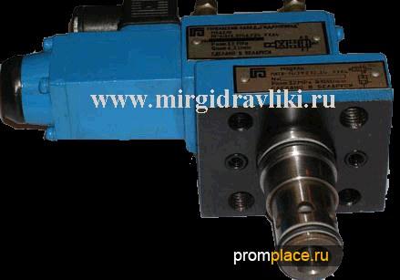 Гидроклапан МКГВ