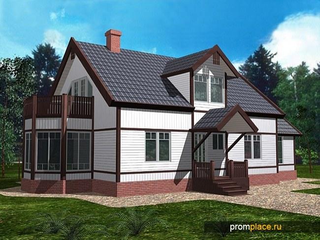 Строительство домов под ключ в Уфе и Республике Башкортостан