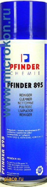 Очиститель PFINDER 895