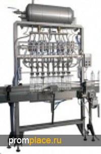 Автоматы розлива от 1200 до 3000 бут.час