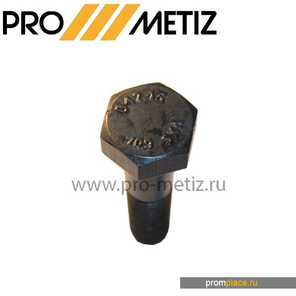 Болты высокопрочные цена 126,02 рубкг М27х100 10. 9 ХЛ ГОСТ Р 52644-2006
