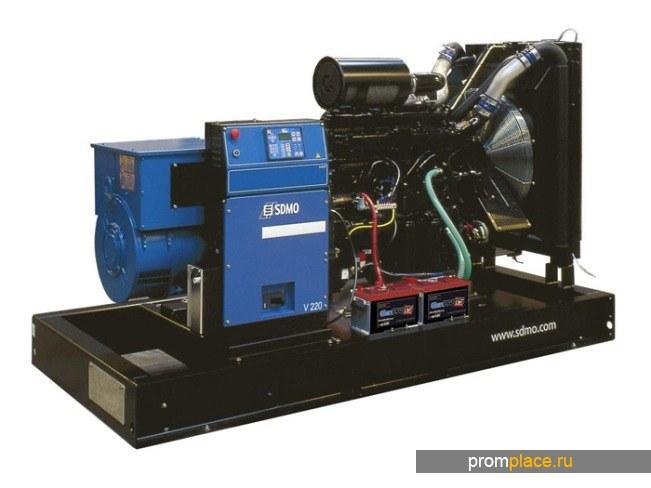 Дизельная электростанция sdmo V275С2