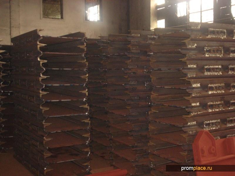 Рештак шахтный для скребковых конвейеров типа  СП-202, 250, 251.