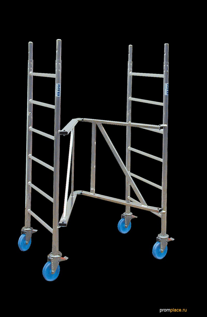 ProTec XSС Складная вышка (алюминий) раб. высота до 12 метров