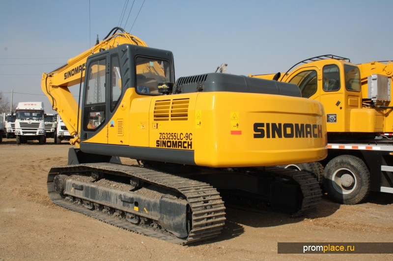 Экскаватор SINOMACH ZG3255LC-9C