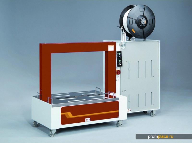 Автоматическая стреппинг машина с низким столом TP-601L