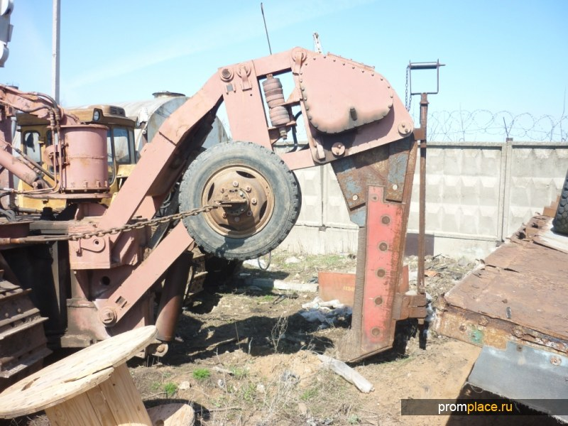 Продажа кабелеукладчика КВГ-1 на базе трактора Т-170