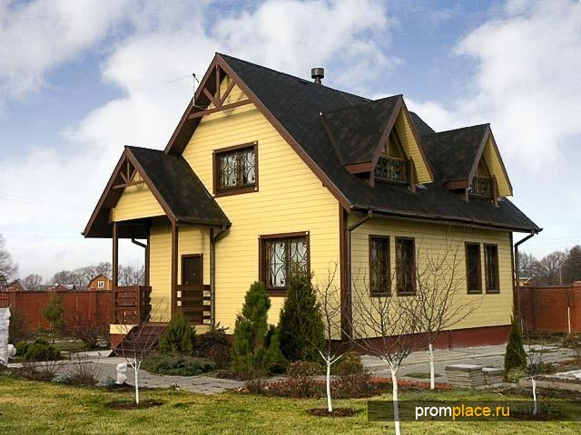 Строительство домов и коттеджей в Уфе и РБ