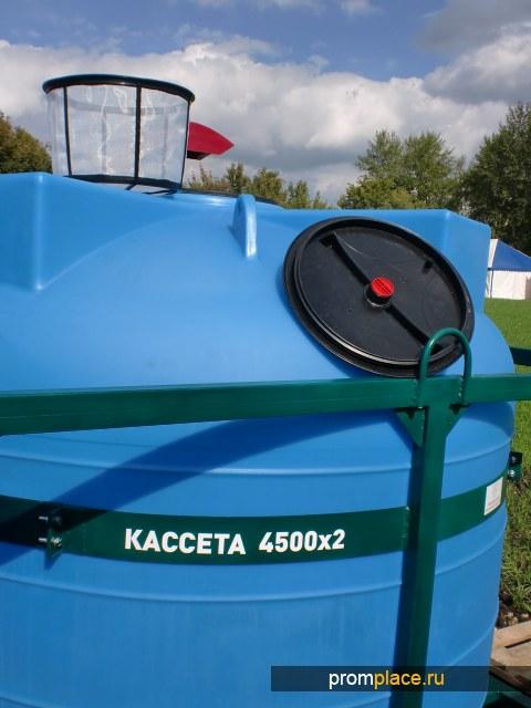 Емкости для перевозки воды питьевой, технологической, плотных вязких жидкостей, нефтехимии, химии.