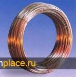 Проволока  ХН77ТЮР ф 5,1 - 5,6 мм