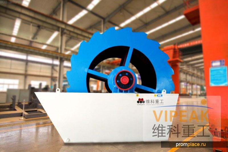 China artificial sand washing machine price