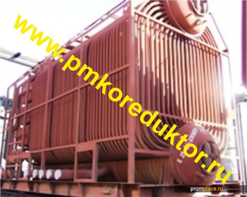 Производим паровые котлы типа ДКВр на твердом топливе