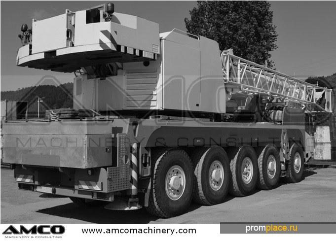 Terex Demag AC 120-1, 120 t, 60 m