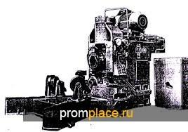 Пресс для обжима буртов бандажей ПБ7730