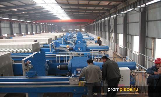 Фильтр-прессы Китайский производитель