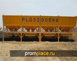 весовой дозатор PLD3200