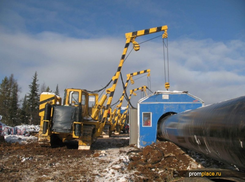 Трубоукладчик PipelineMan PMG20