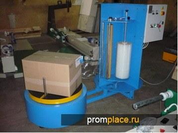 Оборудование для упаковки грузов Estebag ZERO (Polycomm, Италия)