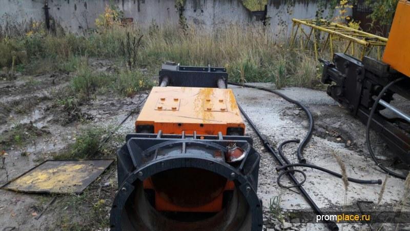 Гидравлический молот Ропат МГ5ш