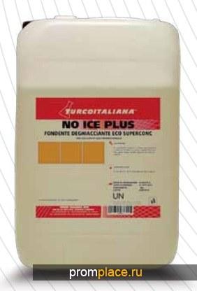Антилед, антиобледенитель, противообледенительная жидкость - No ice plus (концентрат) 5 кг