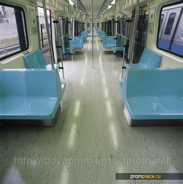 Транспортный линолеум