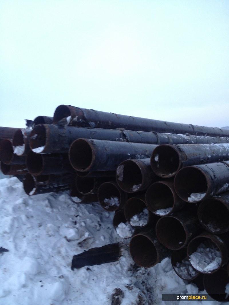 Продаем б/у трубы 273 х 5 (6) в кол-ве 300 тонн