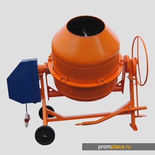 Бетоносмеситель гравитационный (бетономешалка) СБР-440А.1