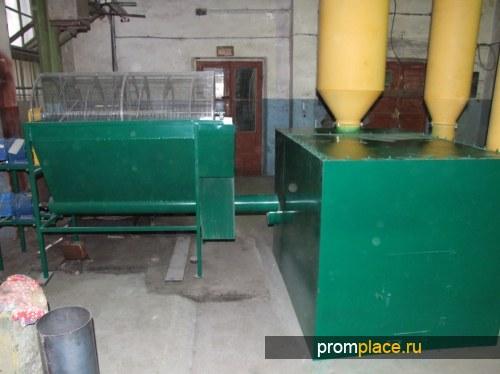 Мини линии для производства топливных брикетов