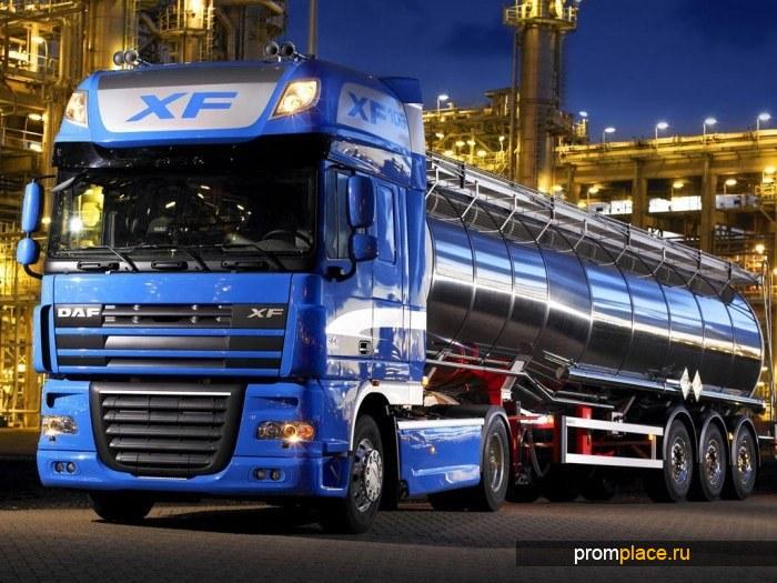 Перевозка автоцистернами и танк-контейнерами наливных жидких грузов