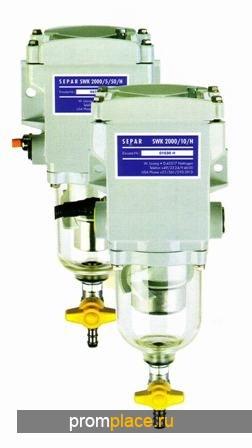 Уникальная система очистки дизельного топлива – Separ-2000 ( Новые технологии в очистки топлива )