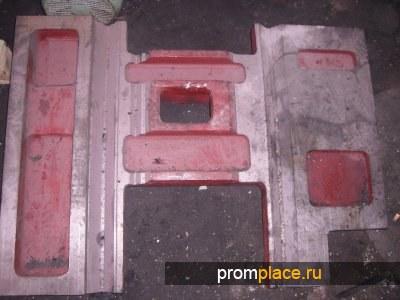 Корпус каретки 1М63.40.024 (Для станков 1М63,1М63Н,1М63Б,1М63БФ101,163,ДИП300)