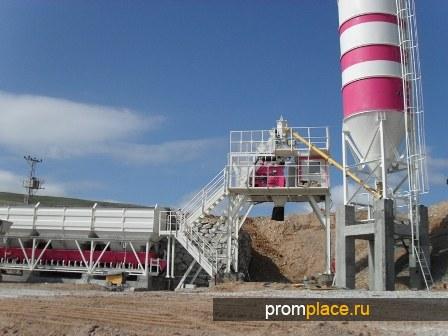 Продам Стационарный бетонный завод Semix-35 Kapral, Турция