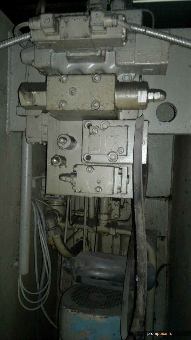 Продаю станок зубофрезерный   5Б312