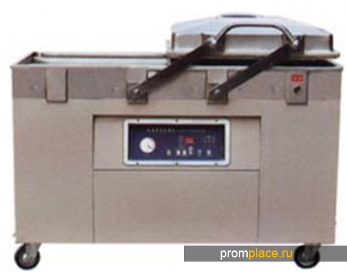 Двухкамерный вакуумный упаковщик DZ-510