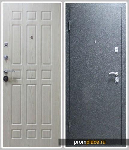 Дверь входная металлическая 3К Лайт Крокодил шёлк Венге