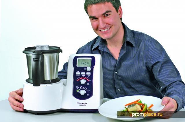 Кухонный робот Майкук - решение проблемы офисных обедов.