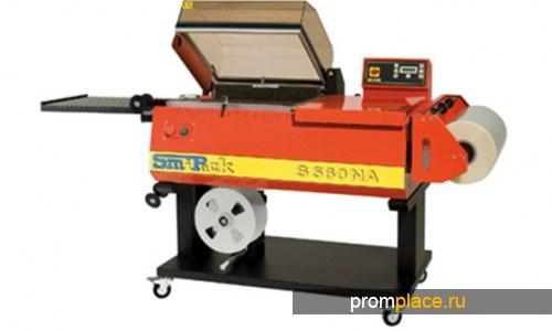 Камерный упаковочный полуавтомат с угловым сваривающим ножом модель S-560NA SMIPACK (Италия)