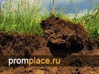 Плодородный грунт Чернозем