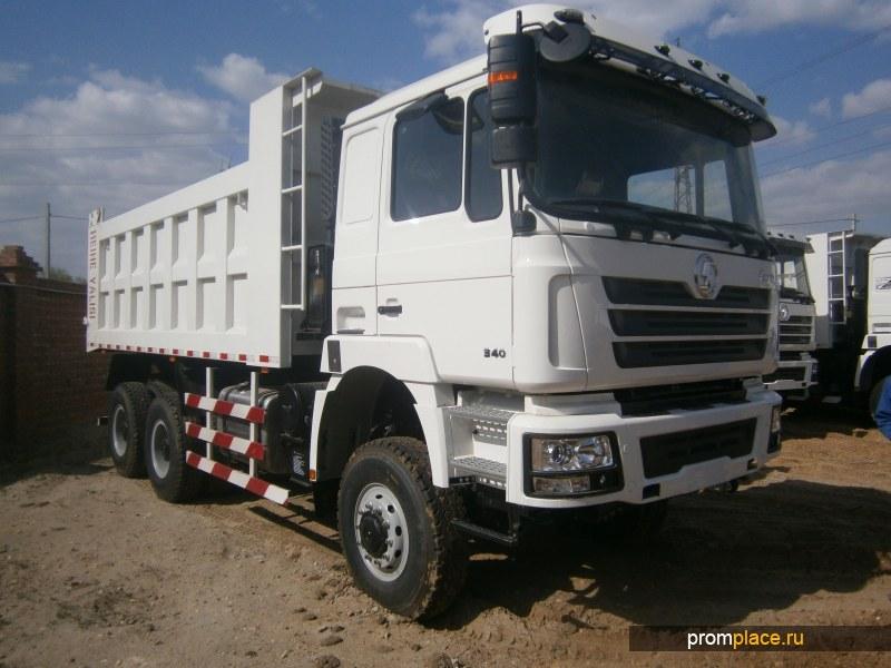 Самосвал Shacman 6x6 SX3256DT385, F2000 375 л.с