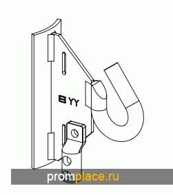Бандажный крюк sot 29.10 (КР-16)