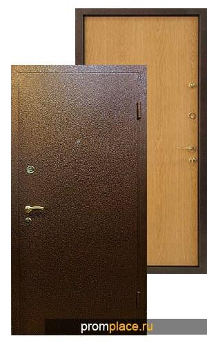 """Металлические двери по спецпредложению """"Стиль 01"""""""