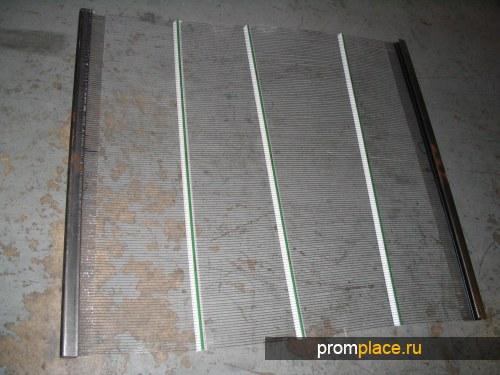 Зап.части и расходные материалы к дробильно-сортировочному оборудованию