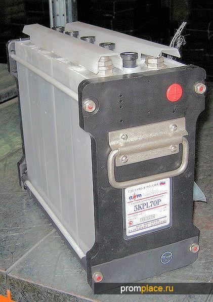 Аккумуляторные батареи серии KPL
