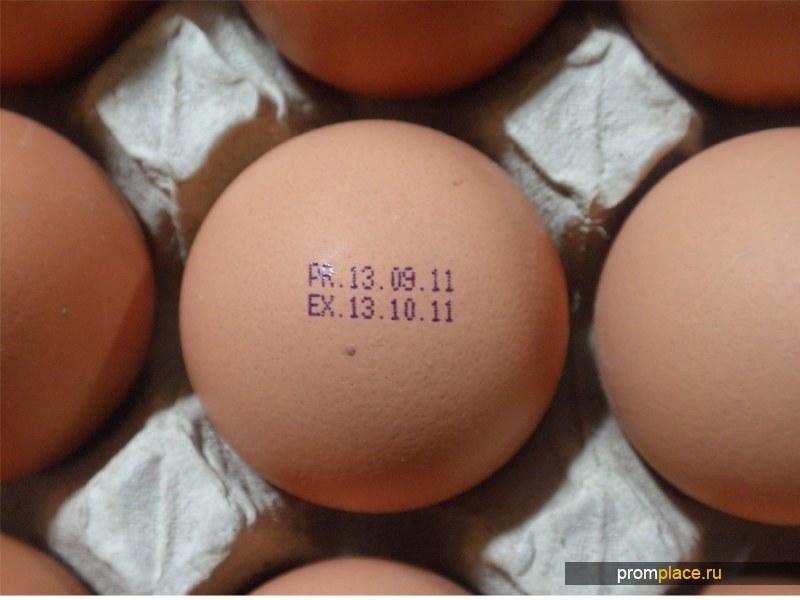 Маркировка яиц