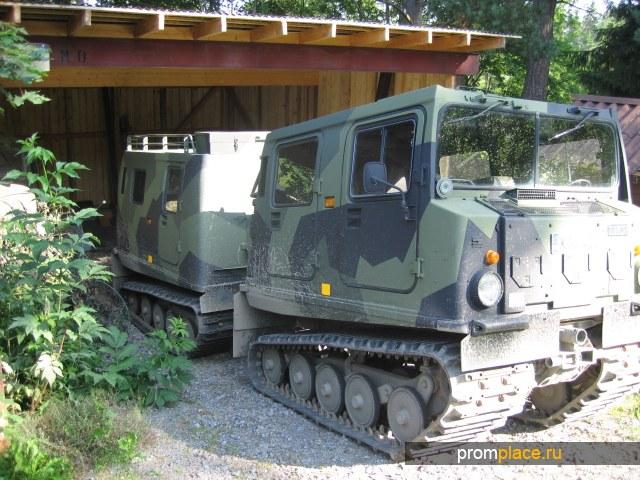 Продается вездеход Hagglunds  BV-206