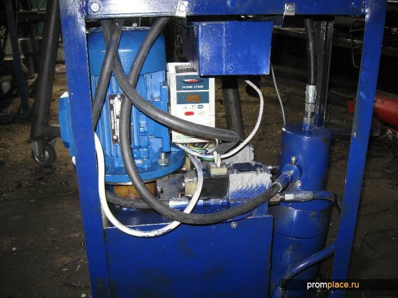 Пресс гидравлический 200 тонн